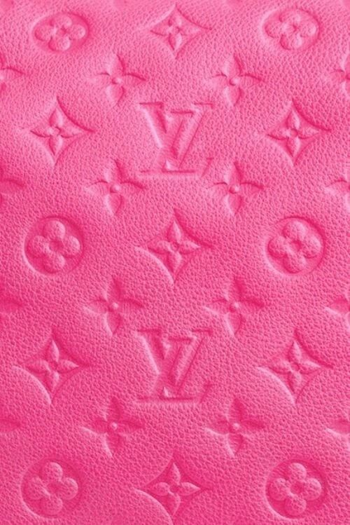 Pink Lv Leather Louis Vuitton Iphone Wallpaper Pink Wallpaper Iphone Pink Wallpaper