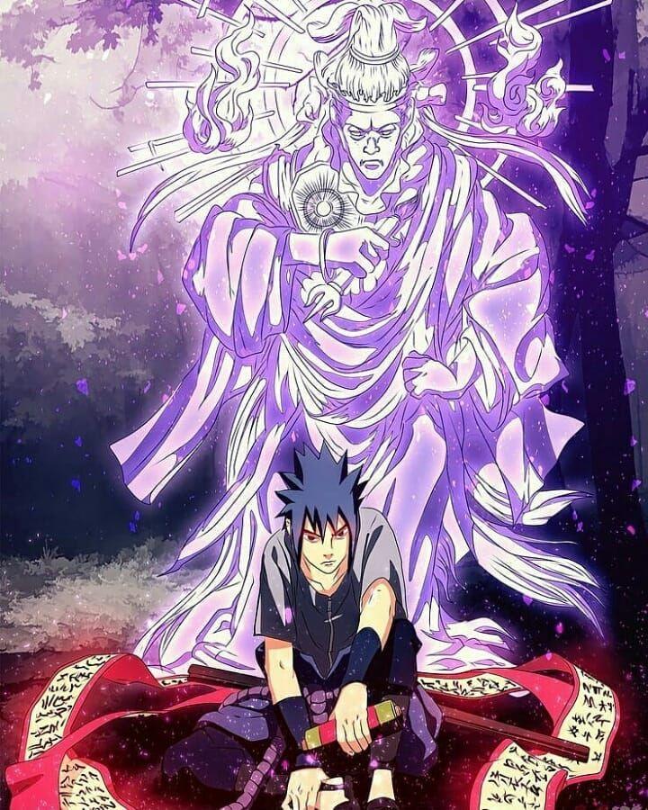 Naruto Sasuke Anime Konoha Uzumaki Uchiha Sharingan Rinnegan Rinnesharingan Susanoo Itachi Fugaku Madara Miko Naruto Shippuden Sasuke Susanoo Naruto Vs Sasuke