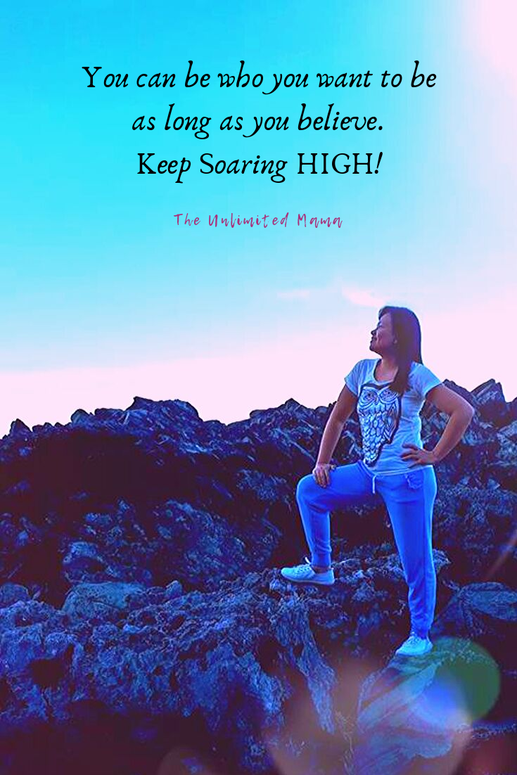 Soaring High Motivational Quotes Motivation Believe