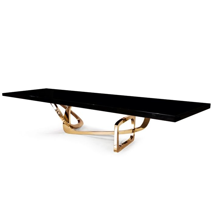 Gorgeous Bangle Dining Table By Hudson Furniture Dining Table