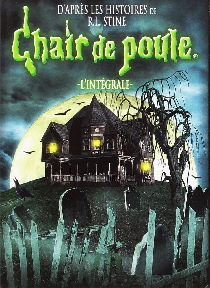 CHAIR DE POULE INTEGRALE DE LA SERIE TV DVD NEUF