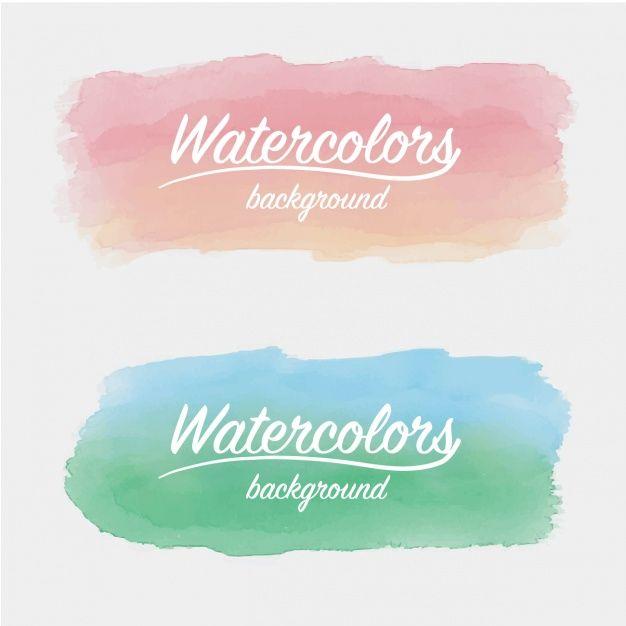 Download Watercolor Brush Strokes Design For Free Brush Strokes