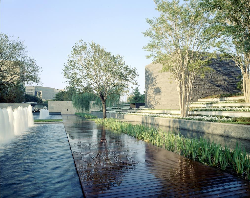 Nasher Sculpture Centre in Dallas, TX by PWP Landscape