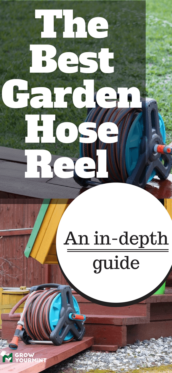 How to choose the best garden hose #Garden#growyourmint.com
