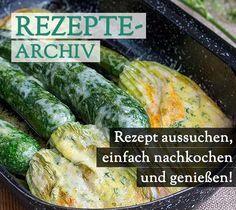Zum Rezepte-Archiv
