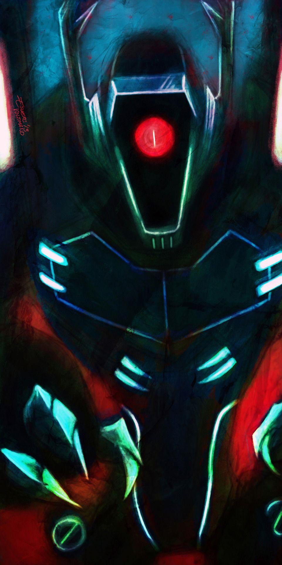 Shockwave [Transformers Animated]