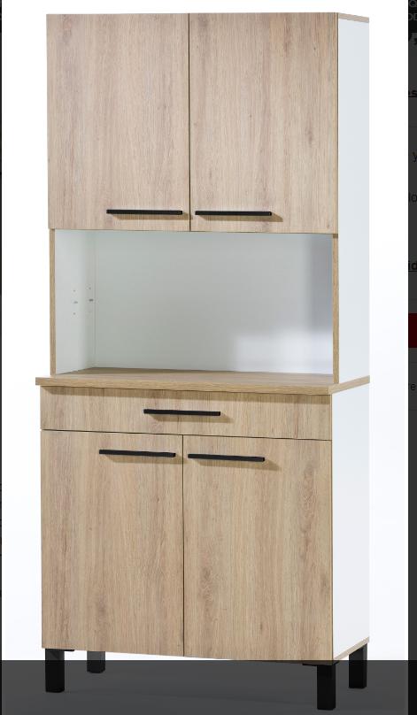 Muebles buffet cocina catálogo 2018 de Conforama | CatalogoMueblesDe ...