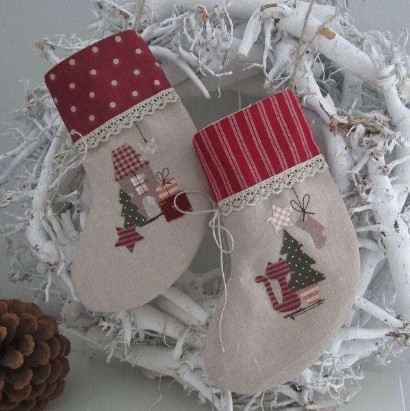 kleiner nikolausstiefel zum bef llen landhaus von feinerlei auf weihnachtsmarkt. Black Bedroom Furniture Sets. Home Design Ideas