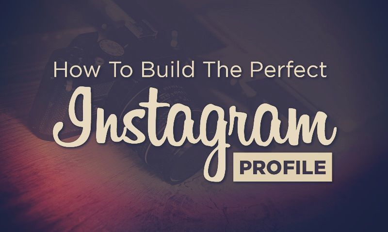 The anatomy of a perfect instagram profile page infographic the anatomy of a perfect instagram profile page infographic malvernweather Images