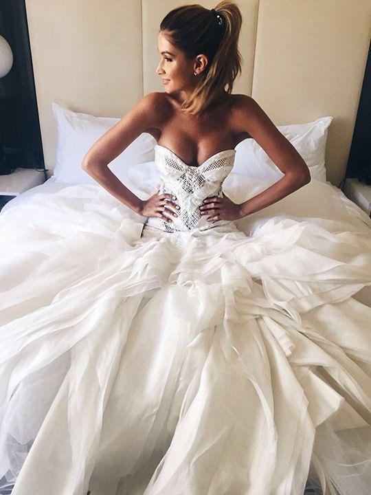Pin von Anne Lisa Sinkler auf Wedding dresses, | Pinterest