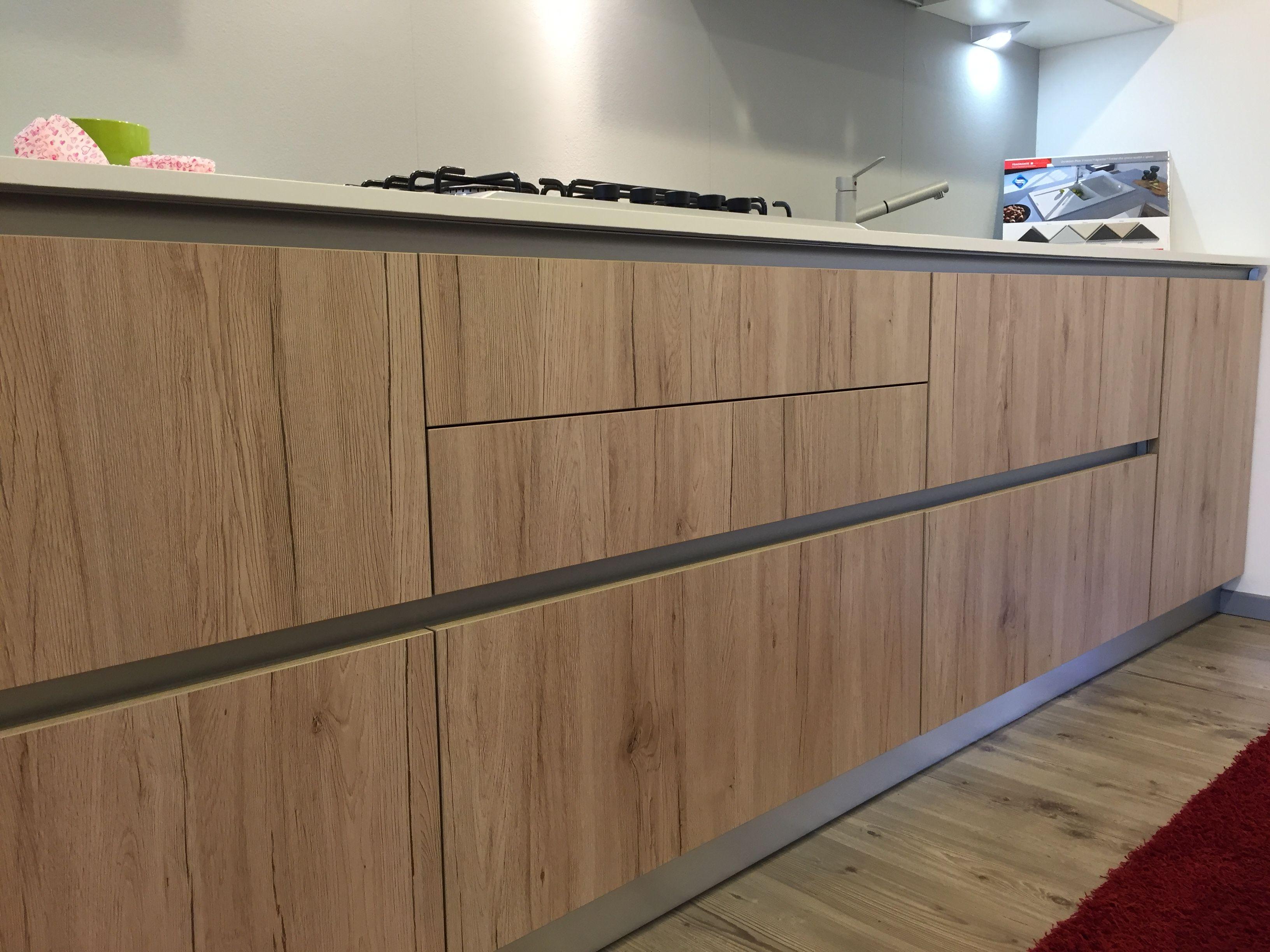 Cucina Scavolini Modello Liberamente Basi Decorativo Colore Rovere Voyage Interior Design Room Divider Decor