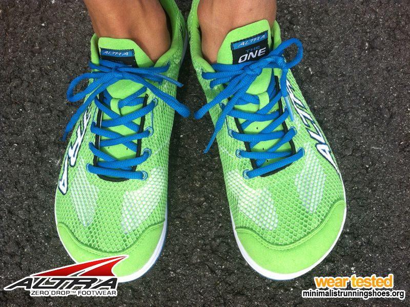 Altra Zero Drop The One Review Running Shoes Hoka Running Shoes Altra Zero Drop