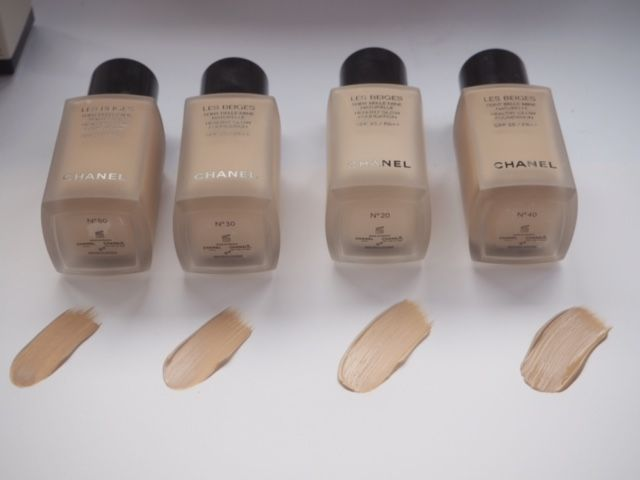 e0adc0691f Chanel Les Beiges Healthy Glow Foundation | Beauty products | Chanel ...