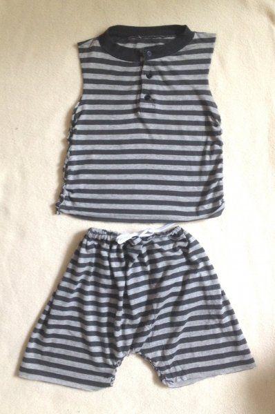 c873671bde Így készíts nyári gyerekruhákat, ha csak olló van Nálad! | Kézimunka ...