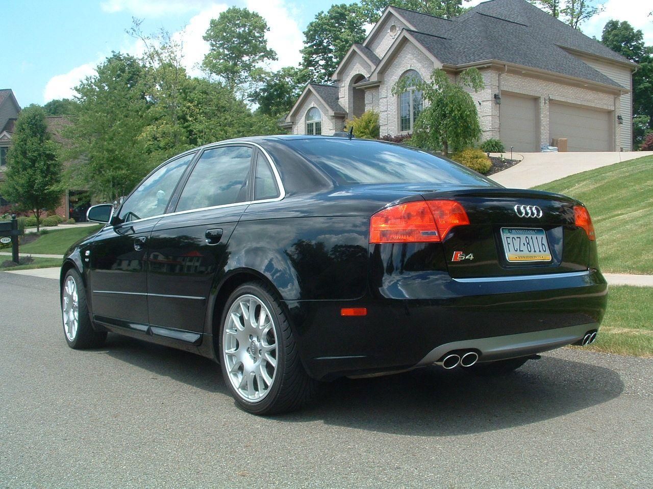 Kelebihan Audi S4 2006 Review