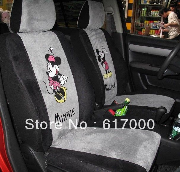 Gallery For Minnie Mouse Car Seat Covers Disney Home Cars Fun