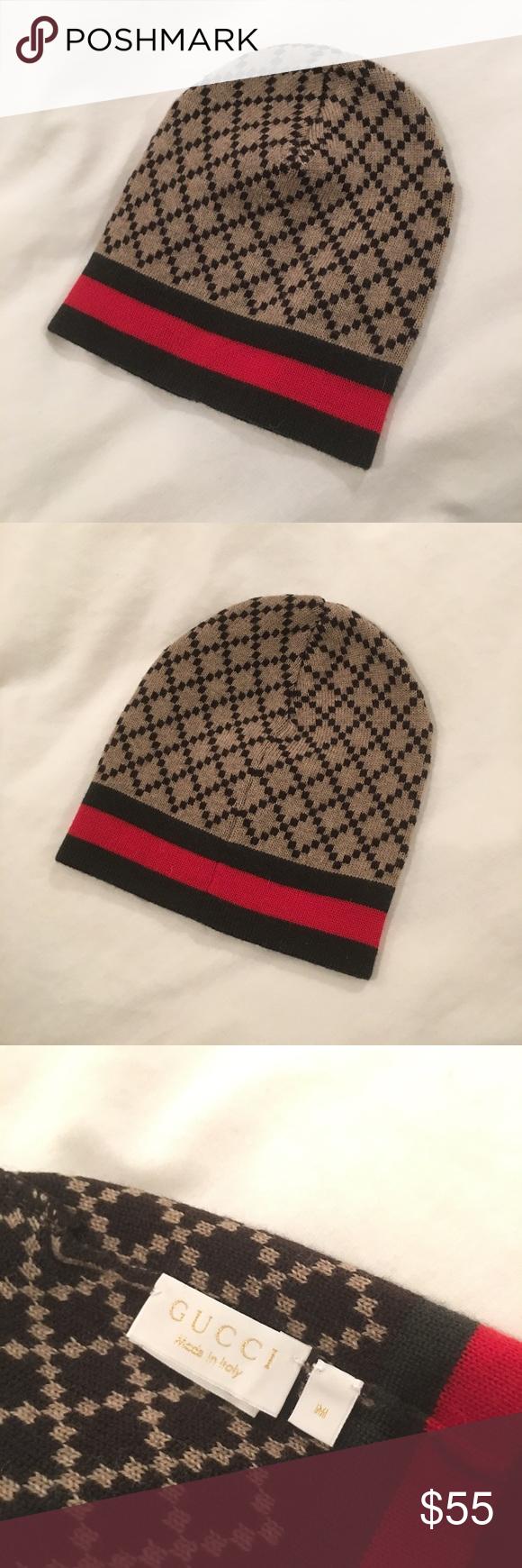 cbd7c8d7fd180 Children s Gucci Winter hat size M Signature Gucci logo hat. For kids. Gucci  Accessories Hats
