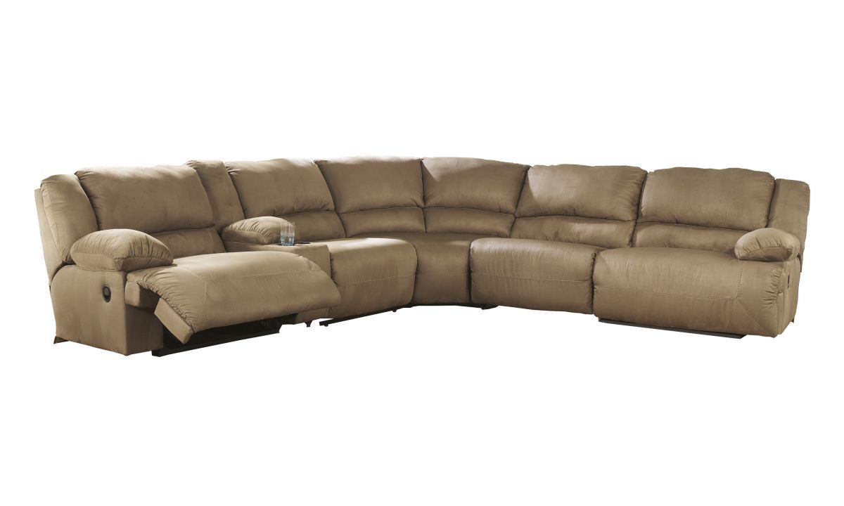 Hogan Mocha Sectional