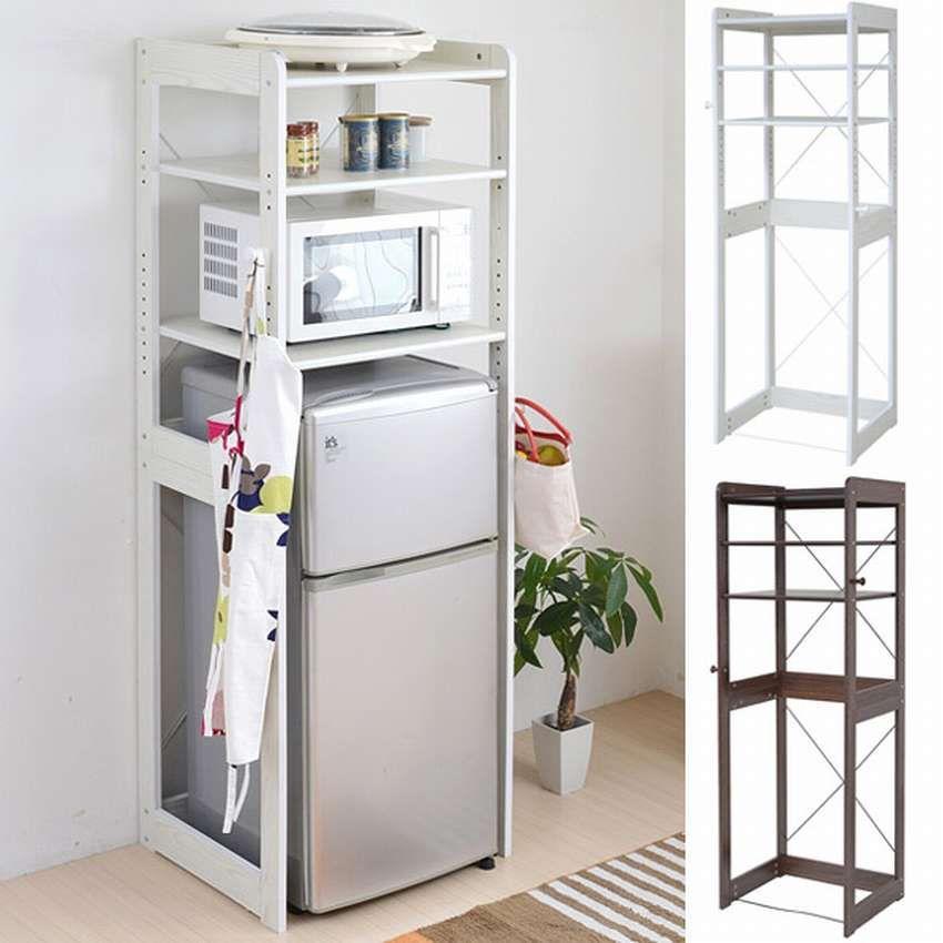 шкаф для холодильника фото территории