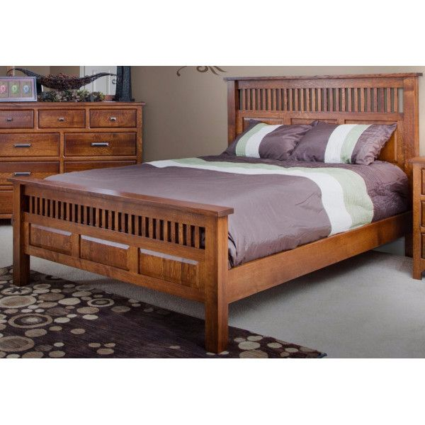 Sheesham Wood King Size Double Bed With Images Wooden Bedroom