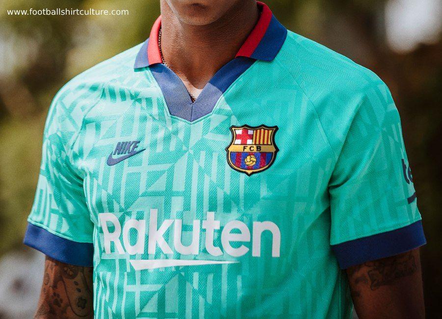 Barcelona 2019 20 Nike Third Kit Fcbarcelona Barca Nikefootball Barcelona Football Fashion Football Outfits