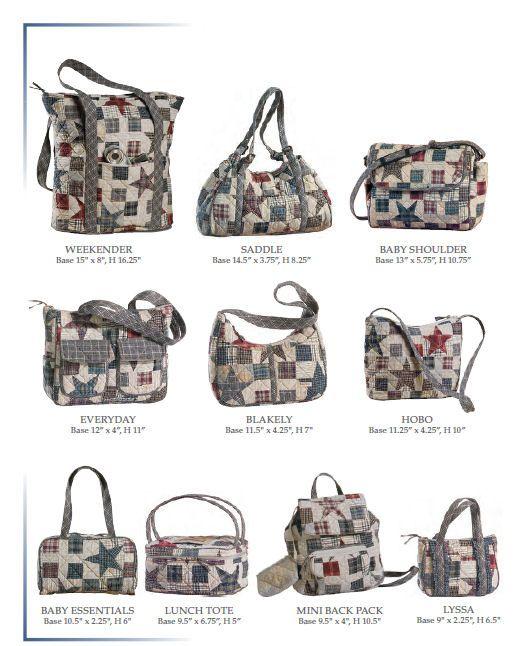 I Love Bella Taylor Handbags