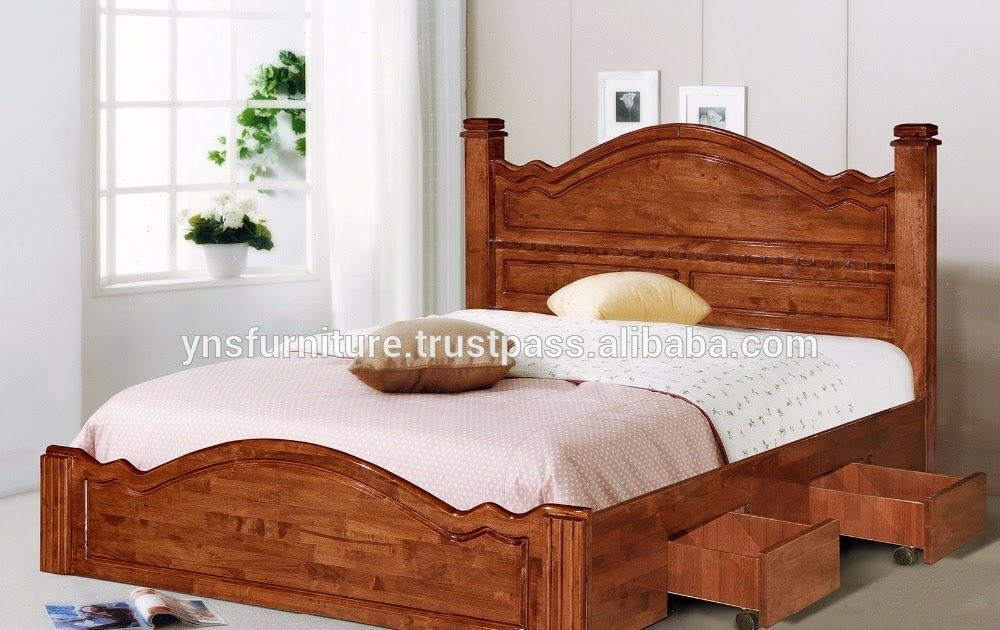 Wood Double Bed Designs With Box 553 Buy Wood Double Bed Designs Latest Wooden Bed Designs 2016 Amazing Mo Bed Design Double Bed Designs Bed Furniture Design