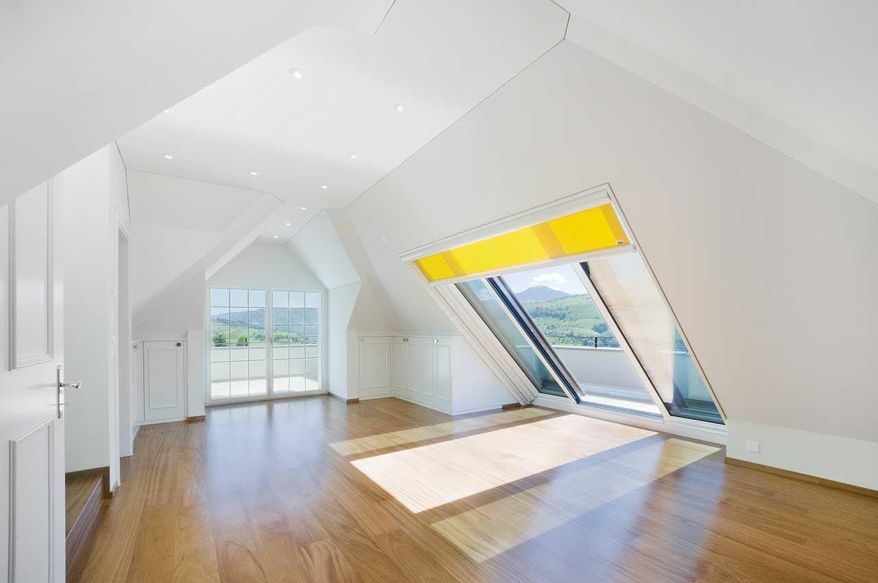Panorama-Dachfenster | Dachschräge | Pinterest | Dachfenster ...