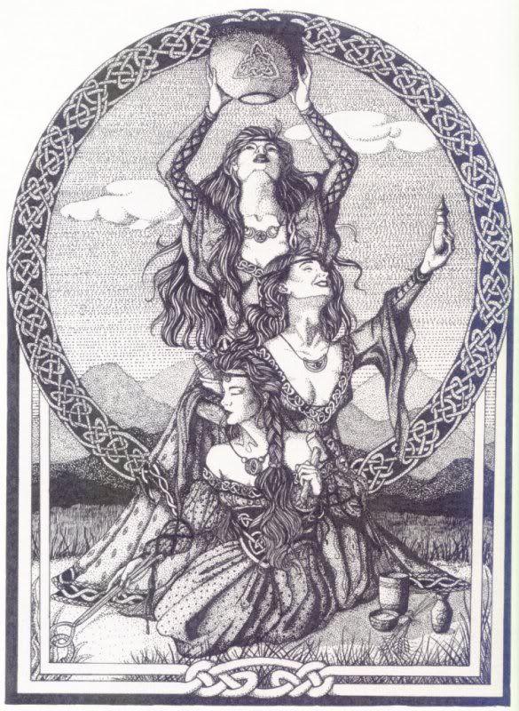 Epingle Sur Magie Celtique Celtic Magic