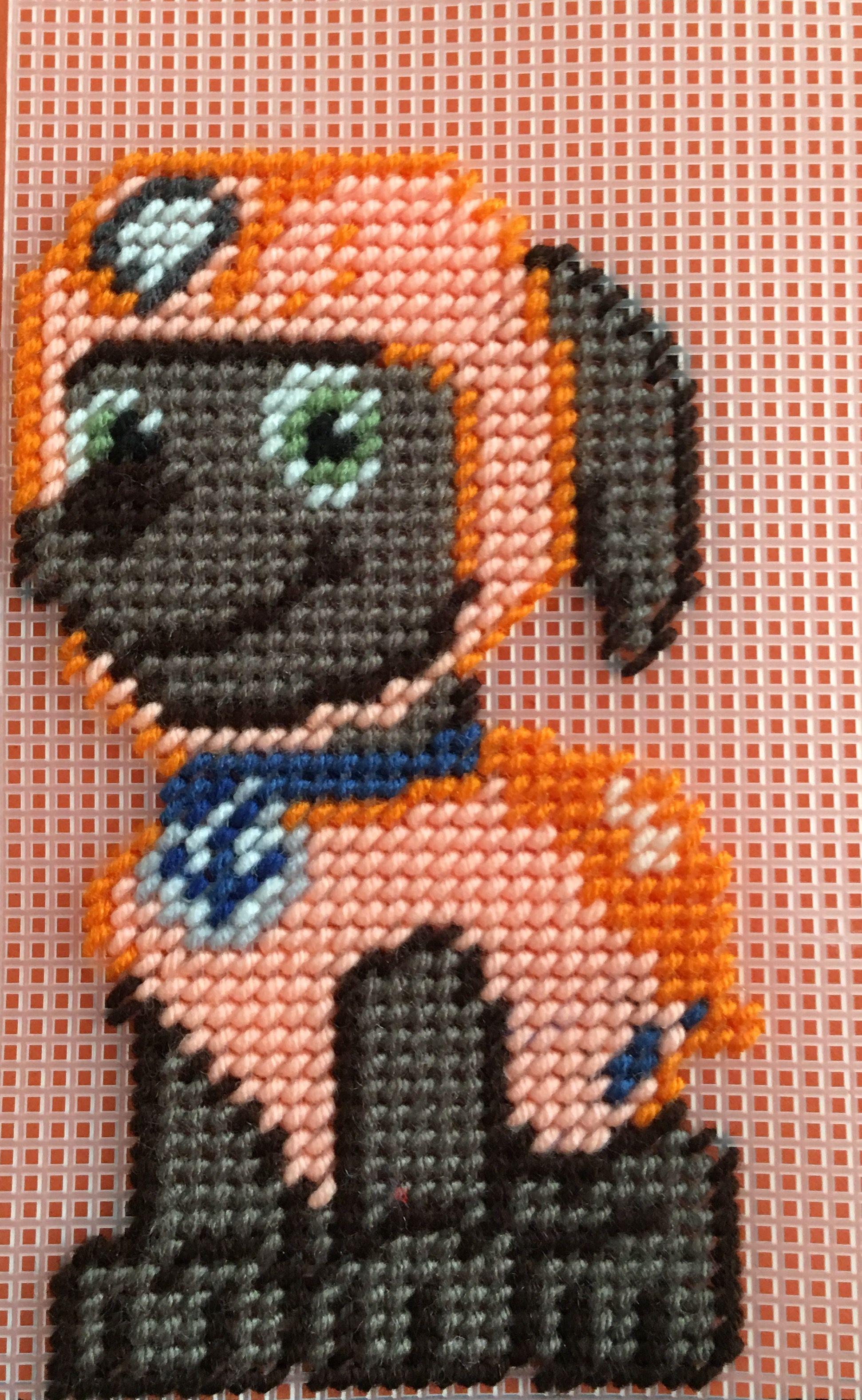 Cross Stitch Paw Patrol (ZUMA) by Marcelle Powell ❤️