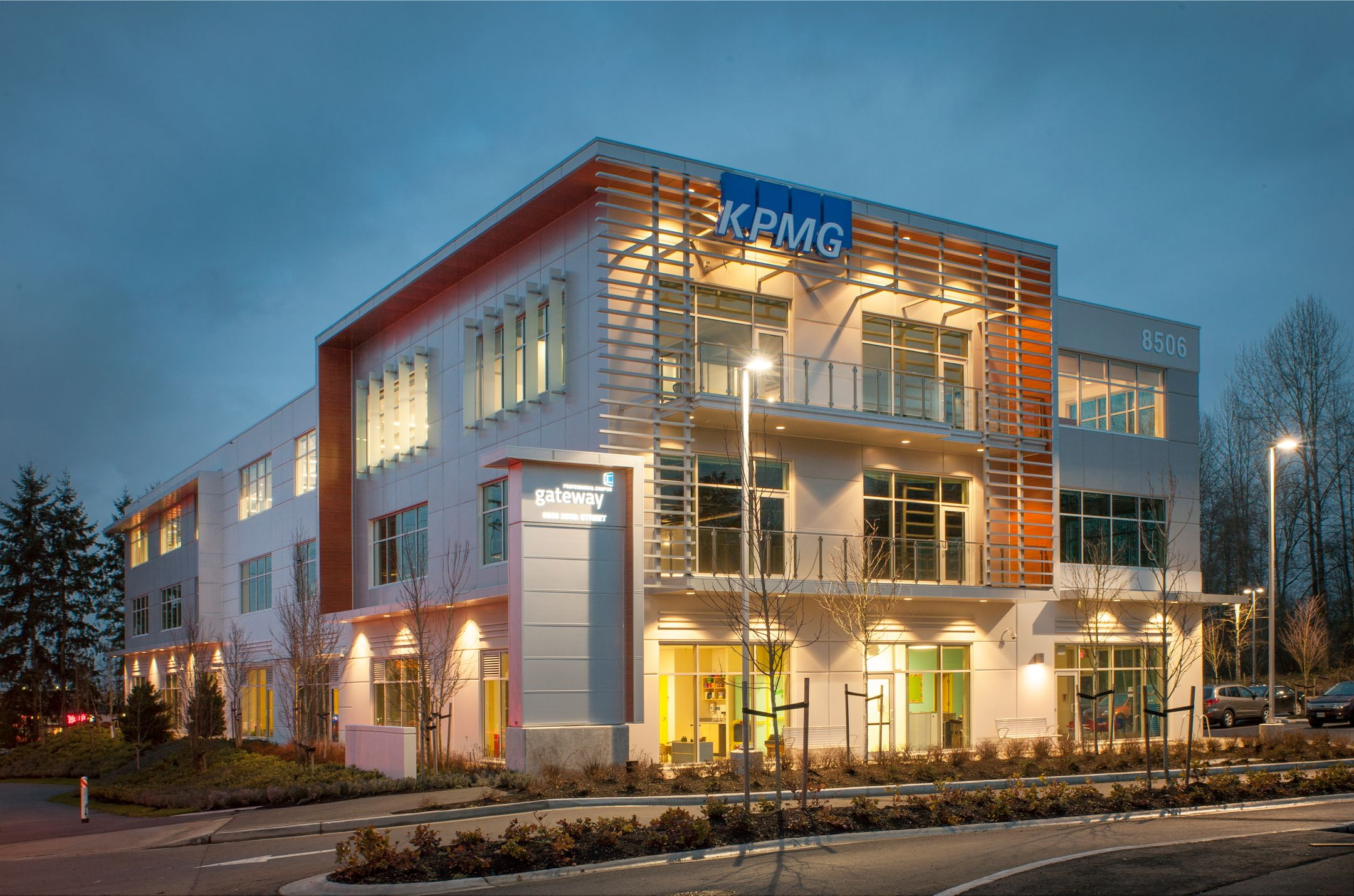 kpmg seattle office. Gateway KPMG Office Building, Langley Kpmg Seattle