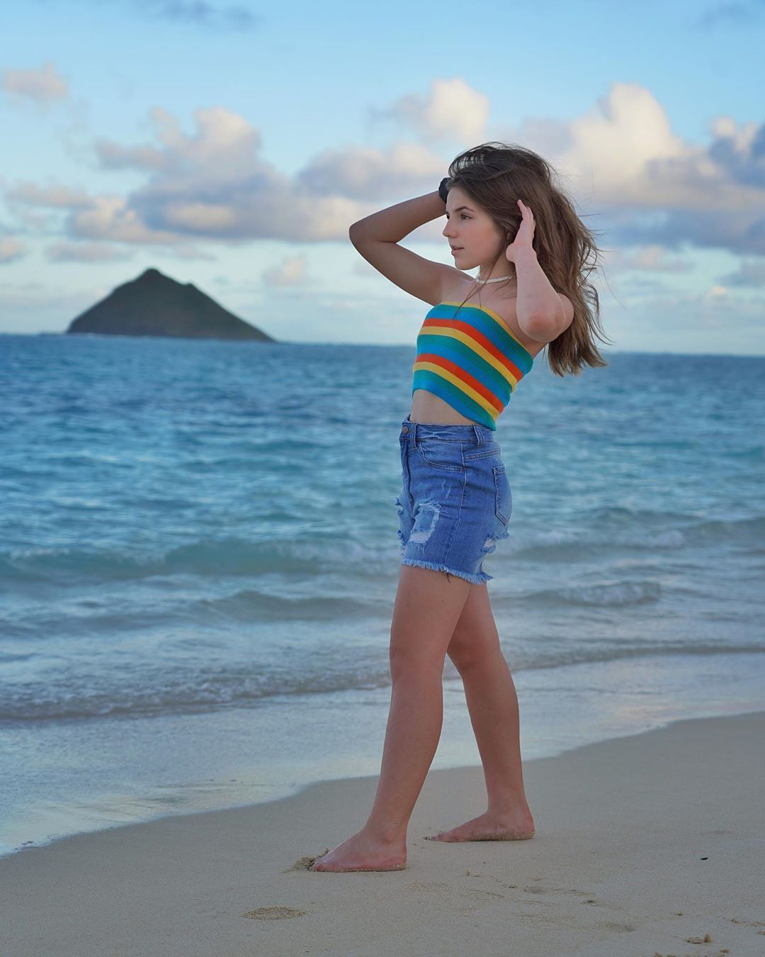 "Piper Rockelle On Instagram: ""Babe Life 🌴🌺 @fashionnova Ad"