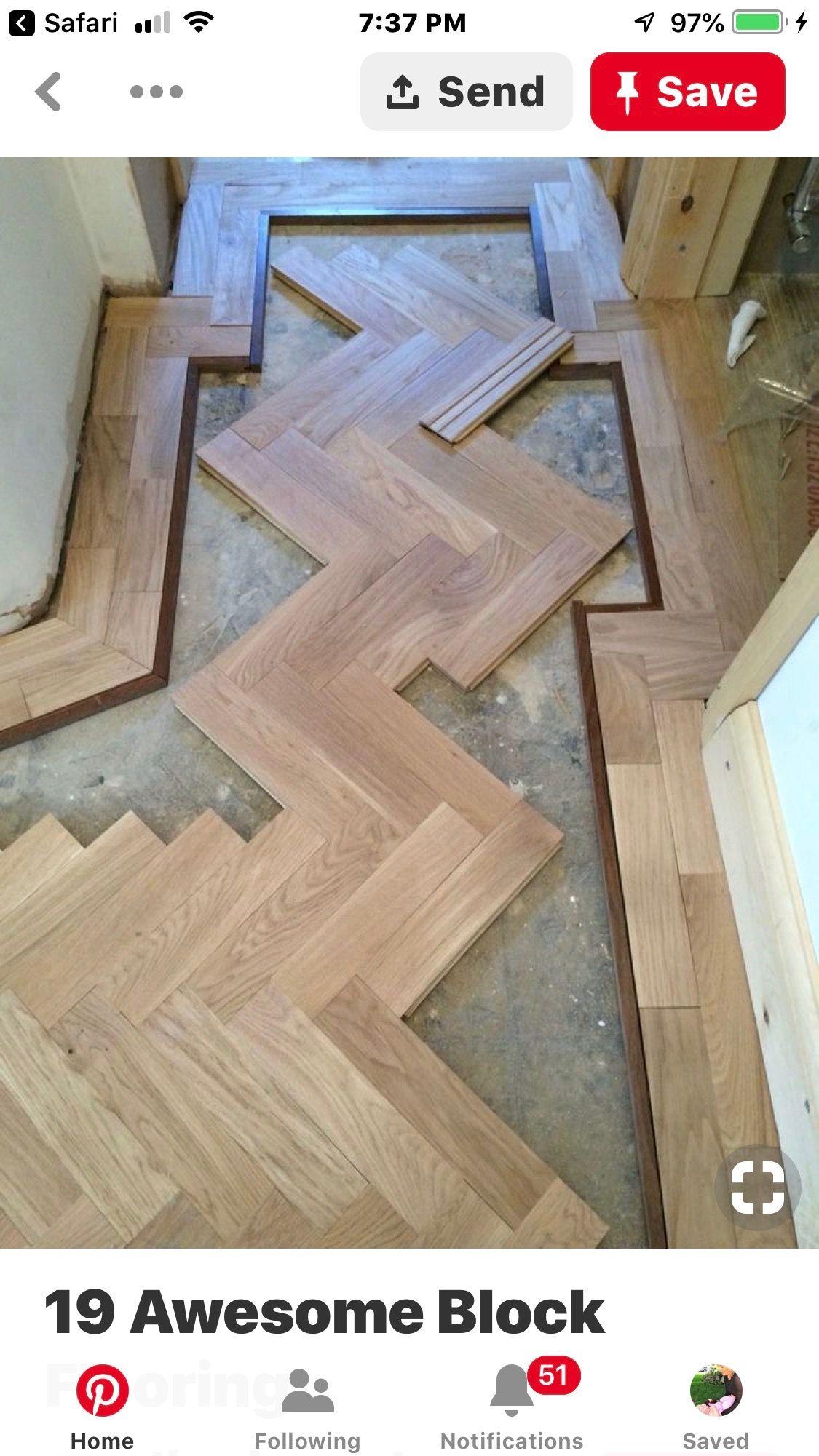 Pin by Justin Halgren on Deck Ideas Wood floor design