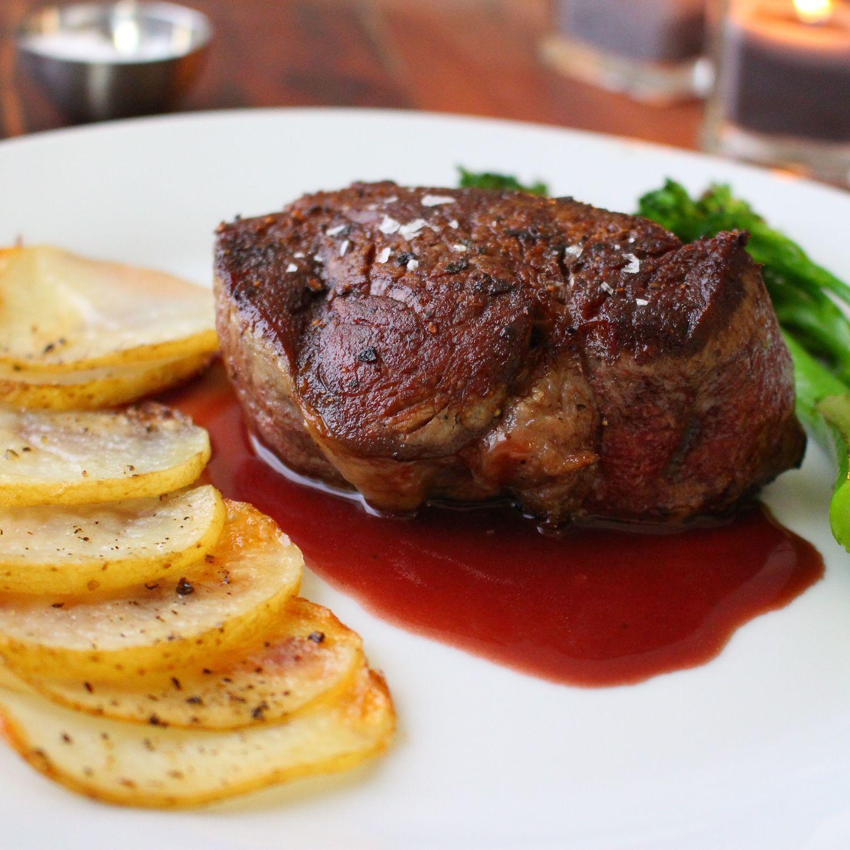 A Very Classic Valentine S Steak Dinner Valentines Steak Dinner Steak Dinner Beef Recipes