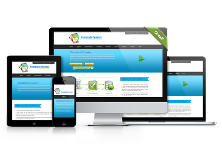 Now, Design Responsive Themes on your own using TemplateToaster a ...