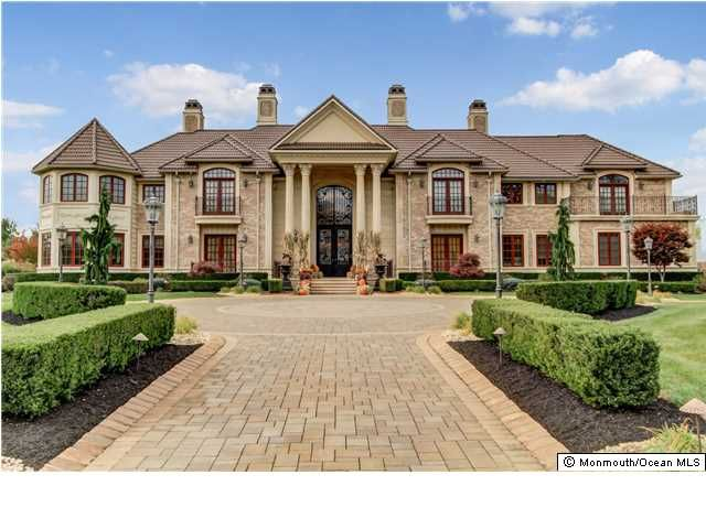 20 Car Garage With House For Sale In Ny: Colts Neck, NJ Home For Sale. 6 Bedrooms, 9 Baths, 12 Car