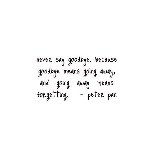 Peter Pan Words Pinterest Peter Pans Thoughts And Wise Words