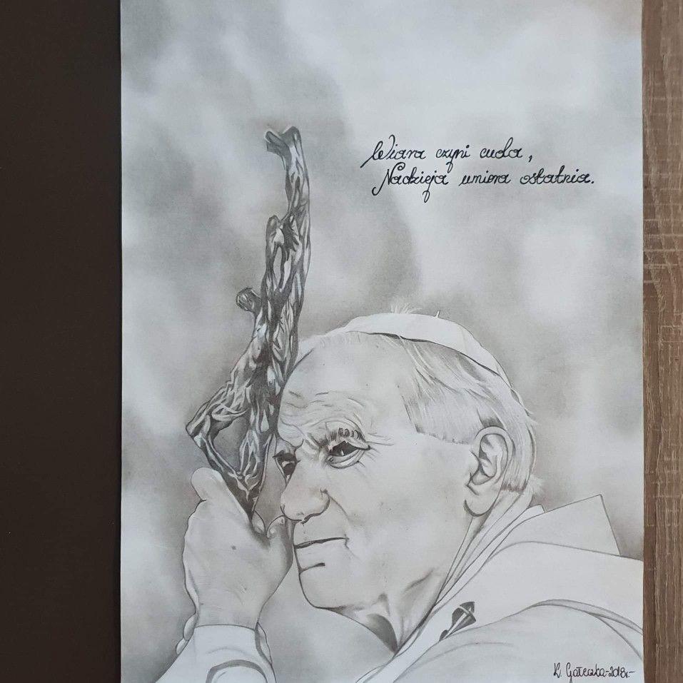 Rysunek Male Sketch Art Papa