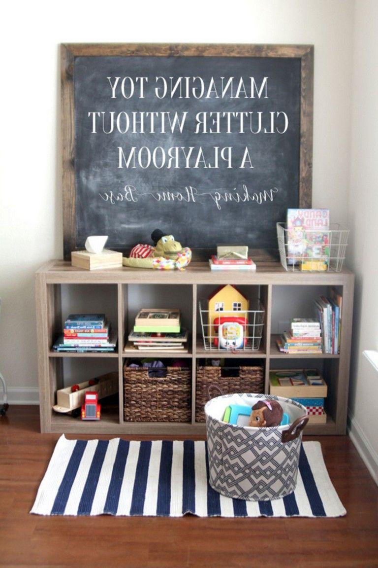 47 Elegant Toy Storage Ideas Kid Room Decor Kids Rooms