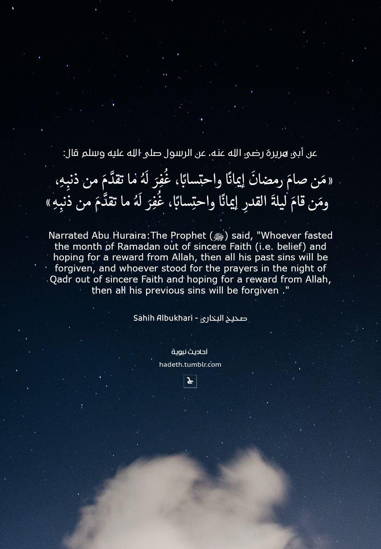 Hadeth Quran Quotes Islamic Quotes Quran Verses