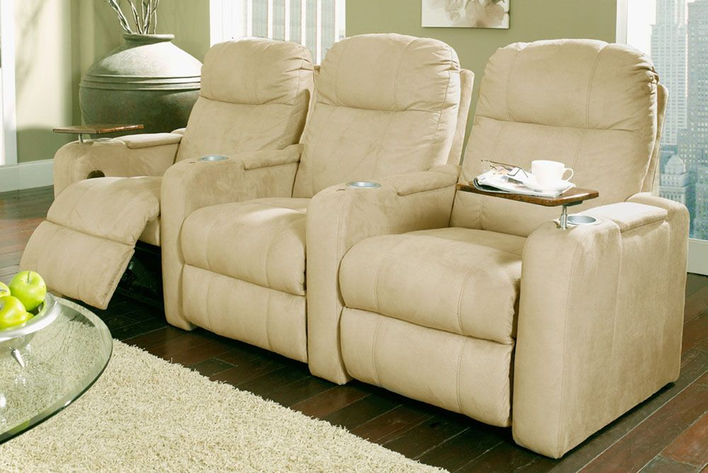 Row One Home Theater Seating Metropolitan RO8094