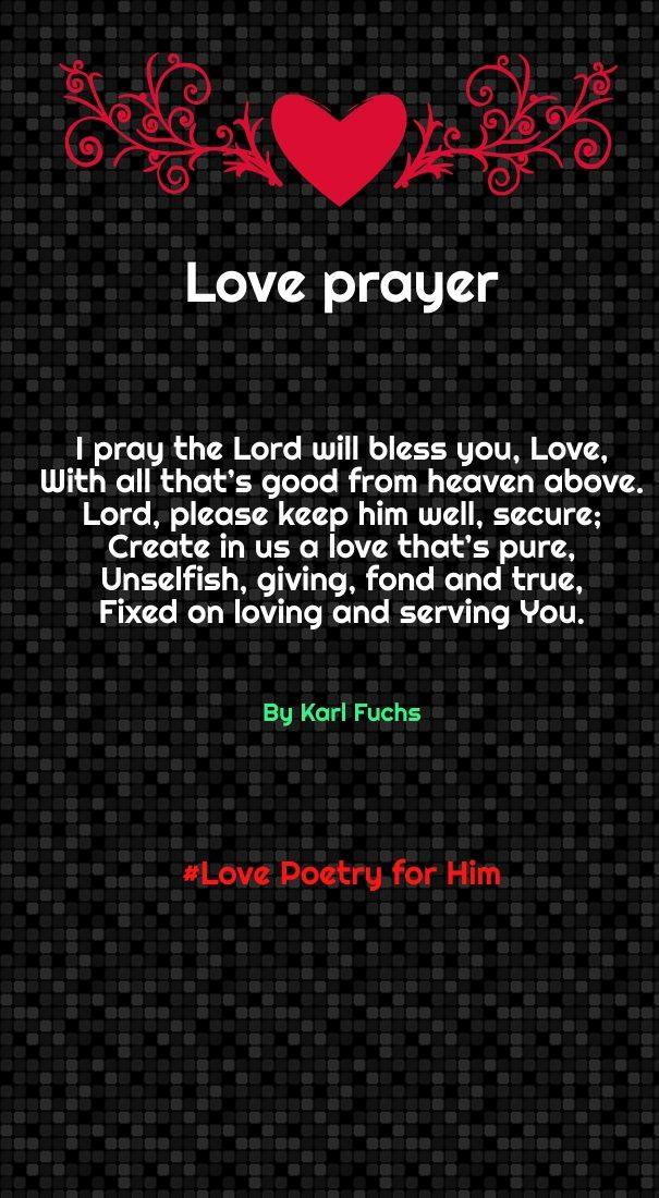 rhyming love poems for husband … | Love poems for him ...