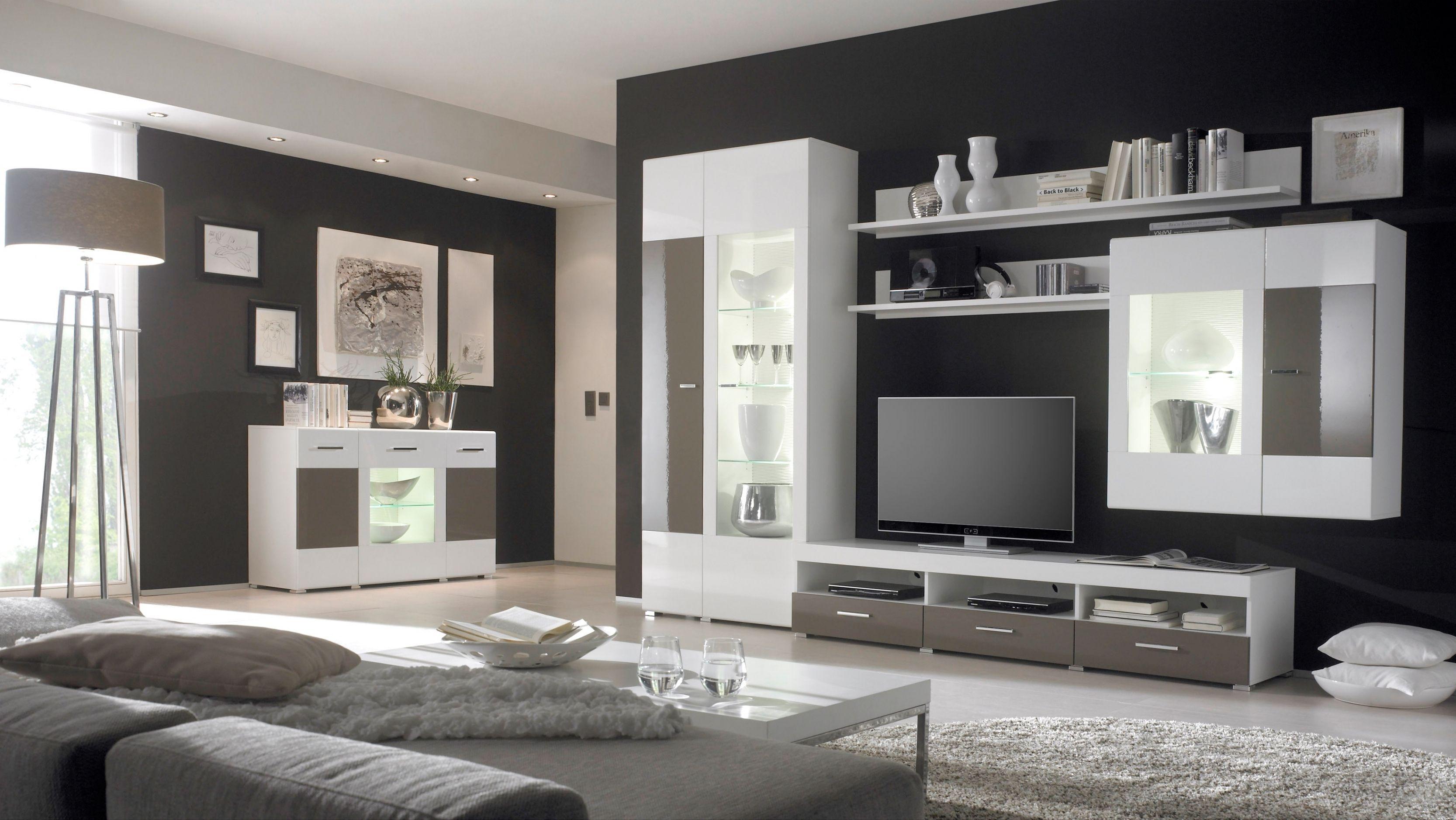 Schon Wohnzimmer Streichen Modern