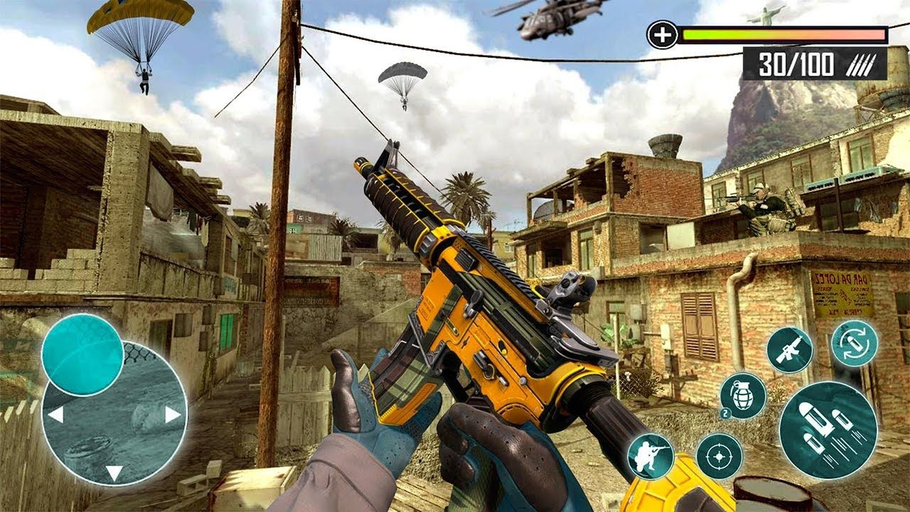 Call Of Fury Global Counter Strike Black Ops Android