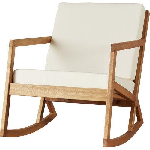 Wondrous Found It At Joss Main Annie Eucalyptus Rocking Chair Cjindustries Chair Design For Home Cjindustriesco