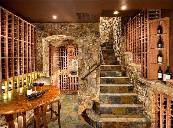 43 perfect wine cellar design ideas - Wine Cellar Design Ideas