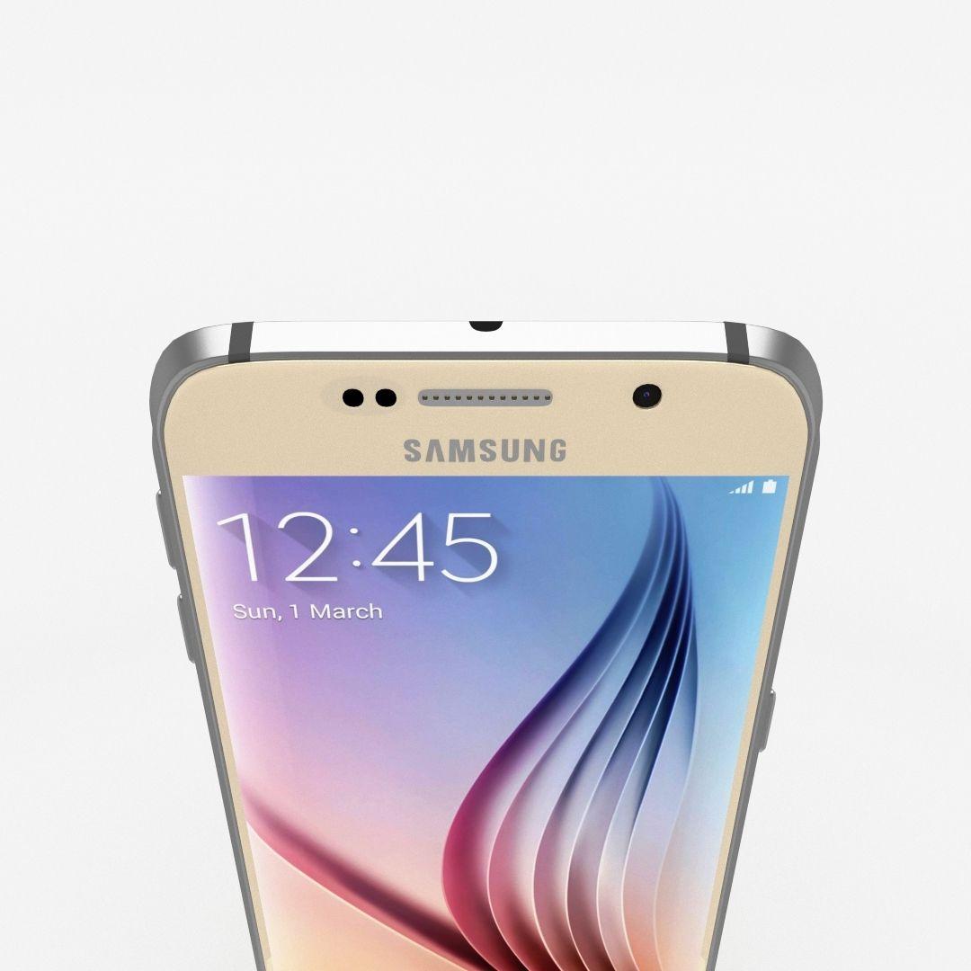 Samsung Galaxy S6 Gold Platinium Galaxy Samsung Platinium Gold Galaxy Samsung Galaxy S6 Samsung