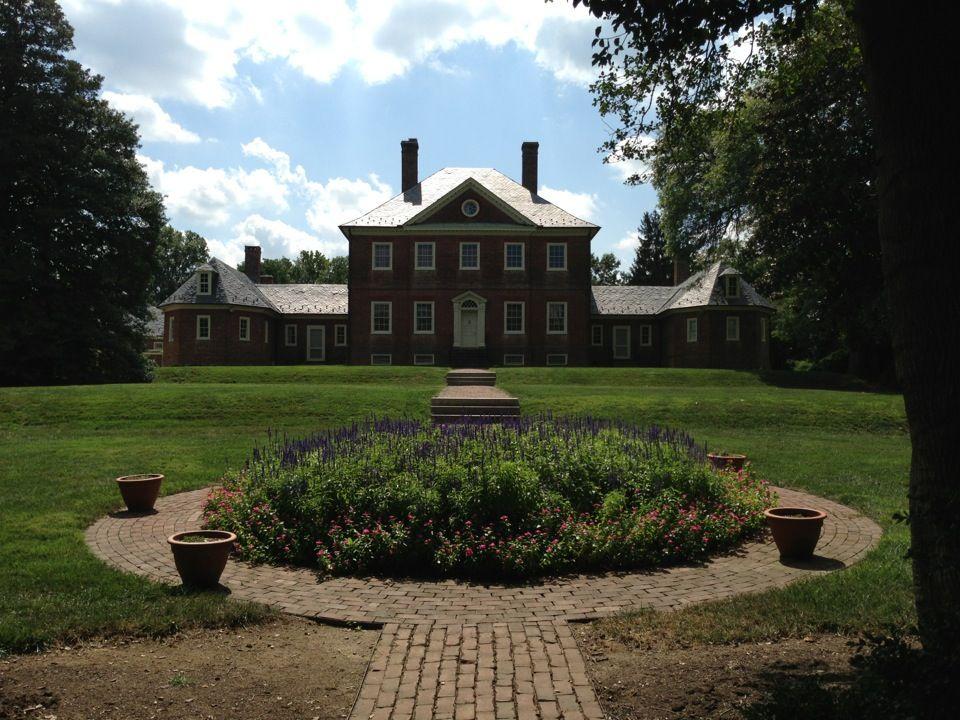 Montpelier Mansion Arts Center In Laurel Md