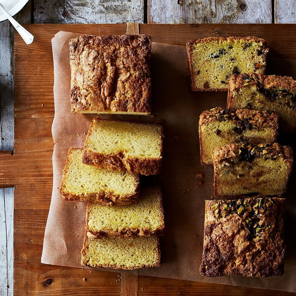 Jodi Rhoden\'s Sour Cream Pound Cake | Receta | Bizcochos