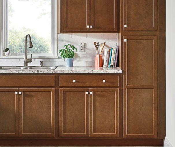 Kitchen Cabinetry Ideas And Inspiration At Value Prices Be Inspired By These Kitchen Cabin New Kitchen Cabinets Kitchen Cabinets Brown Kitchen Cabinets